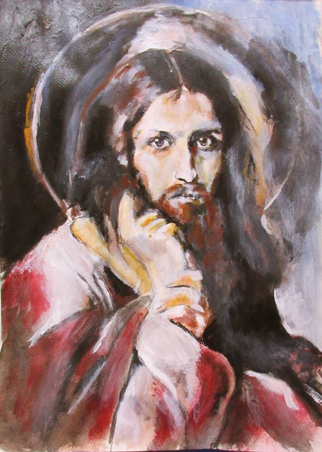Jesus by Brulloff